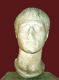 {bust of Marcellus}