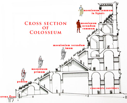 social structure in ancient rome Social structures this shows how well the ancient romans constructed these important this simple concoction truly revolutionized roman infrastructure.