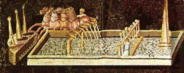circus mosaic