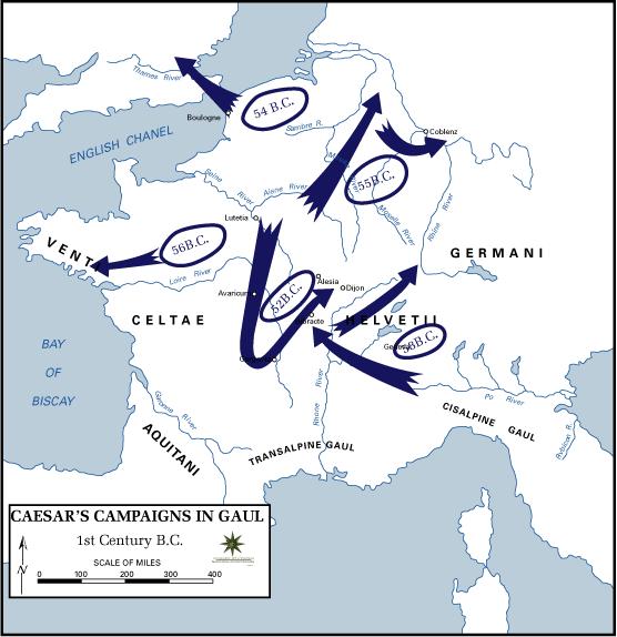 Conquest of Gaul